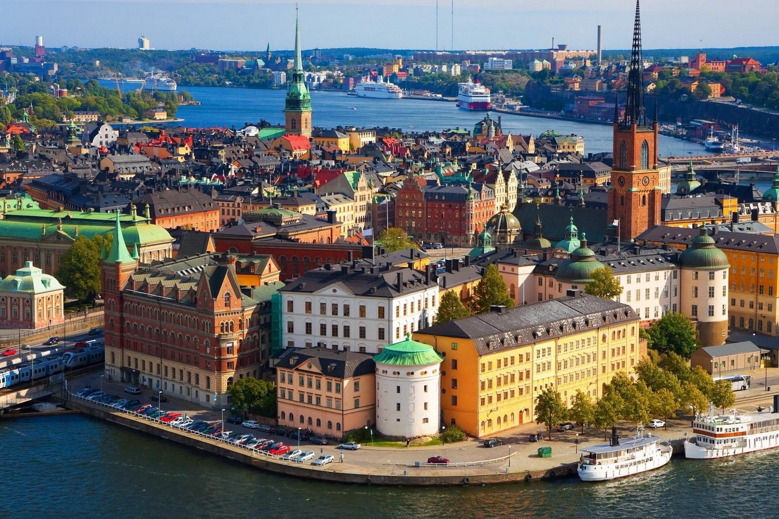 Ciudad Vieja Estocolmo