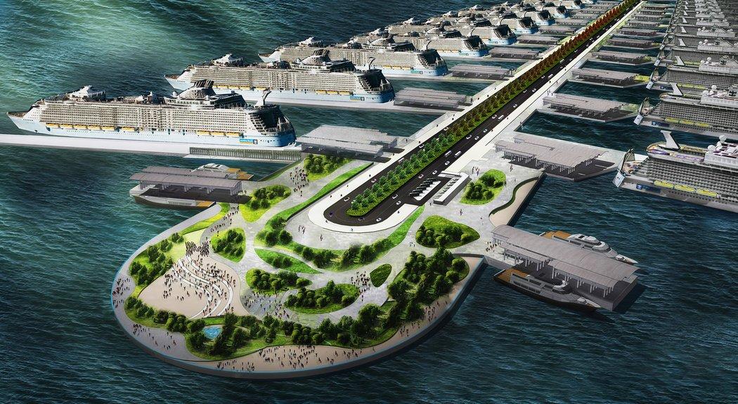 Hong Kong Vivir En Cruceros E Islas