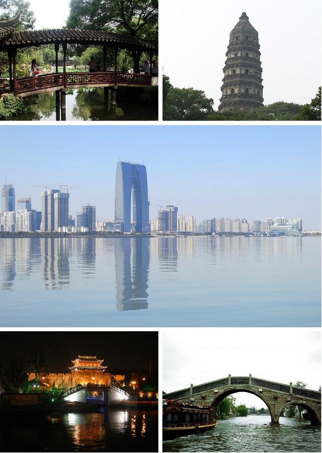 Suzhou-wiki
